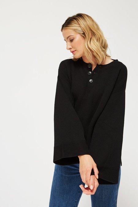 Lacausa La Brea Sweater - Tar