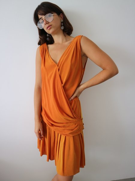 Vintage Ungaro Set - Burnt Orange
