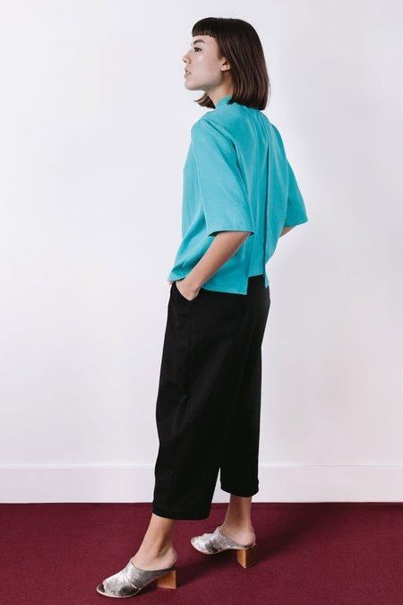 A.Oei Studio Rib Knit Pants