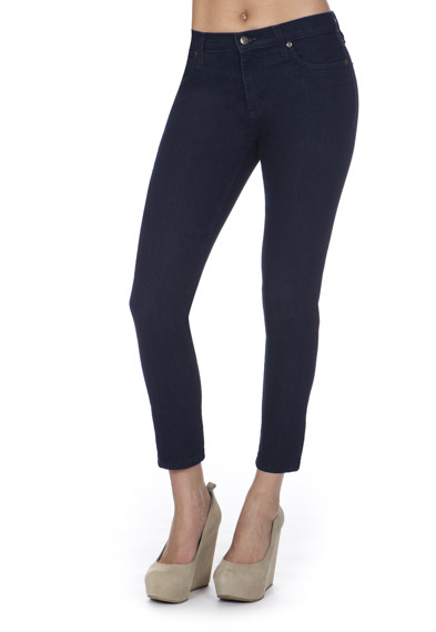 Yoga Jeans High Rise Skinny Leg Ankle Jeans