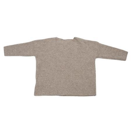 Kids Tambere Cardigan Sweater - Mocha Brown