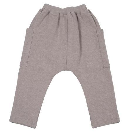 Kids Tambere Harem Sweatpants - Khaki Grey