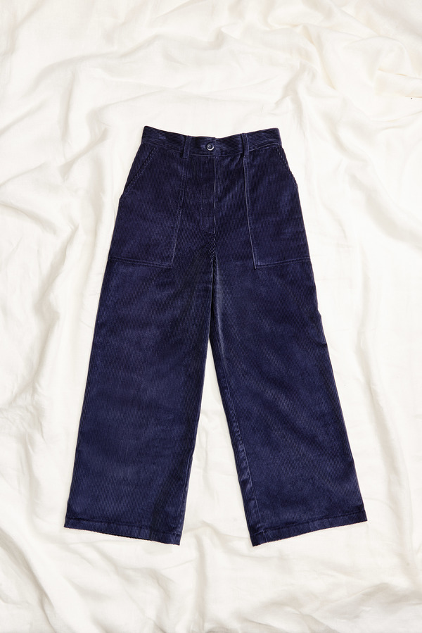 First Rite Cargo Trouser Corduroy