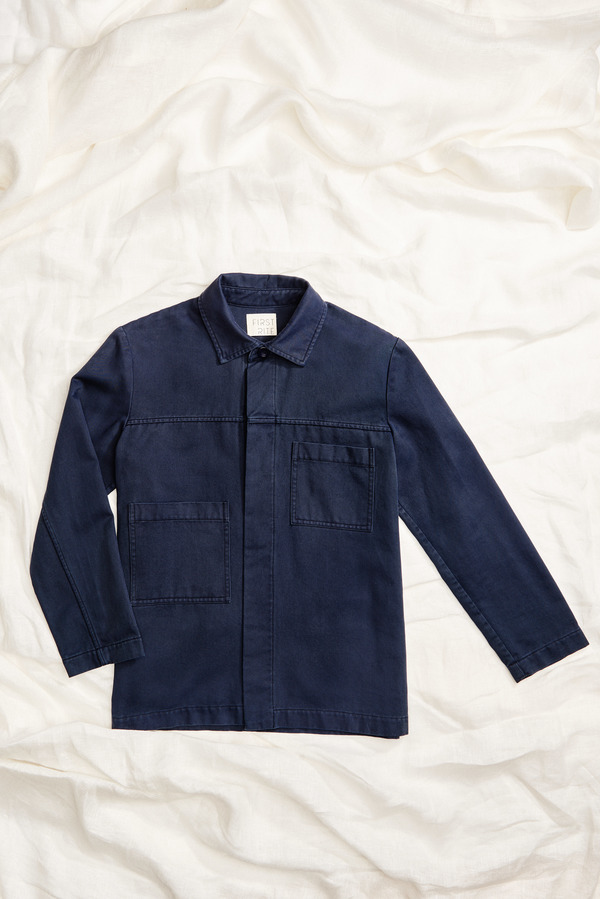 First Rite Work Jacket Twill