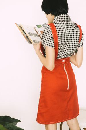 Lykke Wullf Anita Overalls Dress