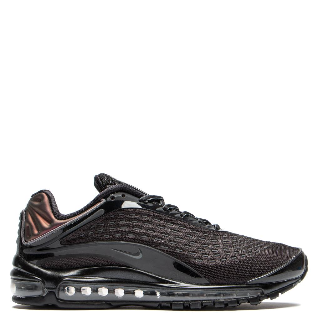 ca743b6011 Nike Air Max Deluxe Black / Dark Grey | Garmentory