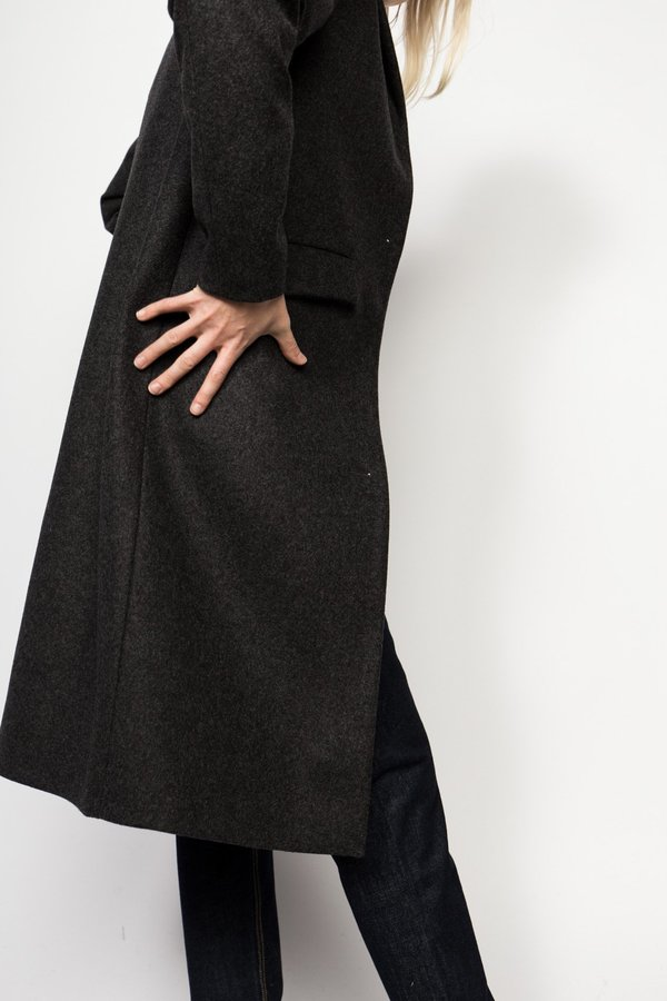 Norse Projects Sassa Wool Coat