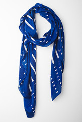 A Peace Treaty AGIR Scarf Blue