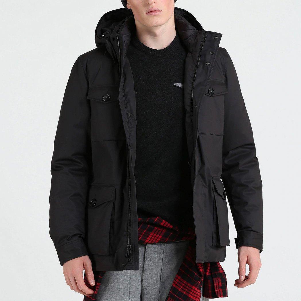 1ff9be3bbe8 Woolrich John Rich & Bros. Travel Field Jacket - Black