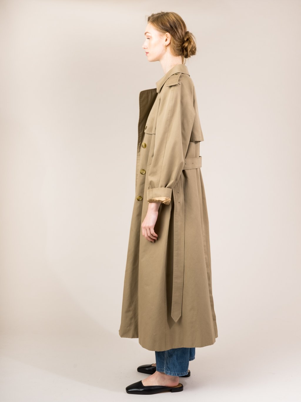 Vintage Burberry Trench Coat Garmentory