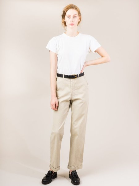 Vintage Work Pants - Khaki