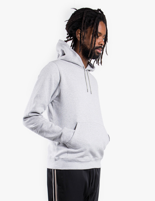 22eee135559 Norse Projects Vagn Classic Hood - Light Gray Melange | Garmentory