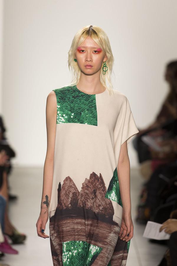 A Détacher Danuta Dress