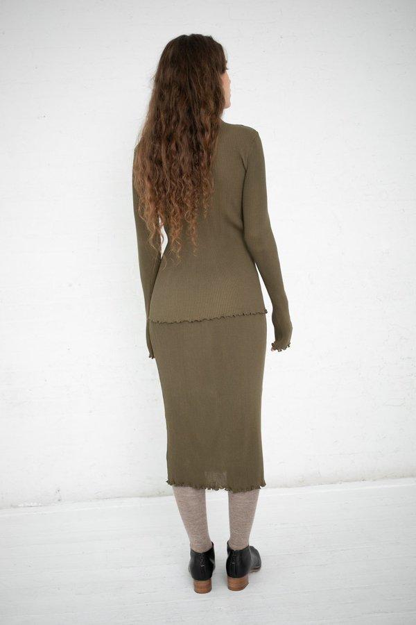 Lauren Manoogian Accordion Skirt