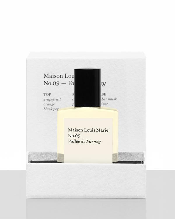 Maison Louis Marie No.09 Vallée de Farney Perfume oil