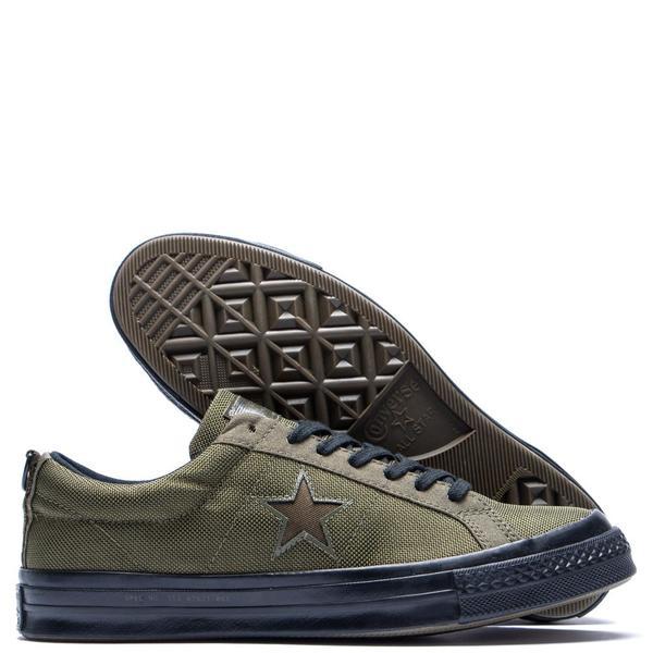 Converse Incubate x Carhartt WIP One Star Ox Olive