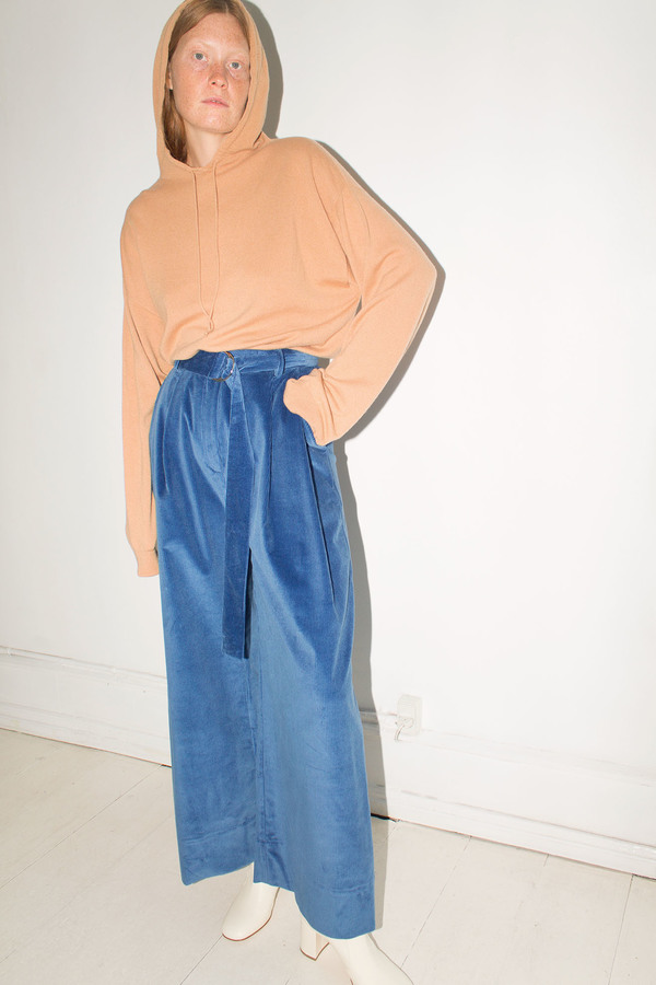Mr. Larkin Babe Wide Pants