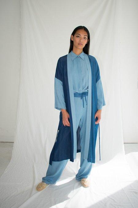 Soft Focus Robe –Ultra Denim