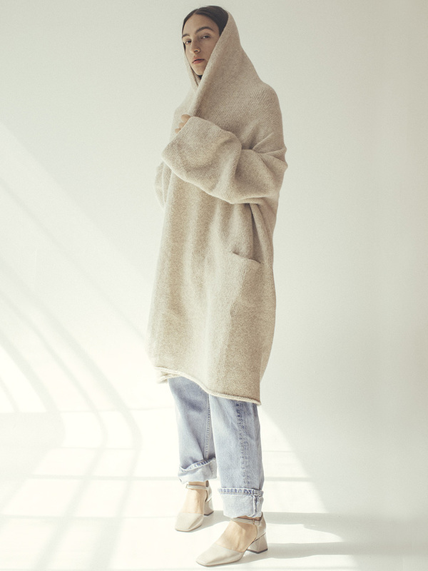 Lauren Manoogian Capote Coat