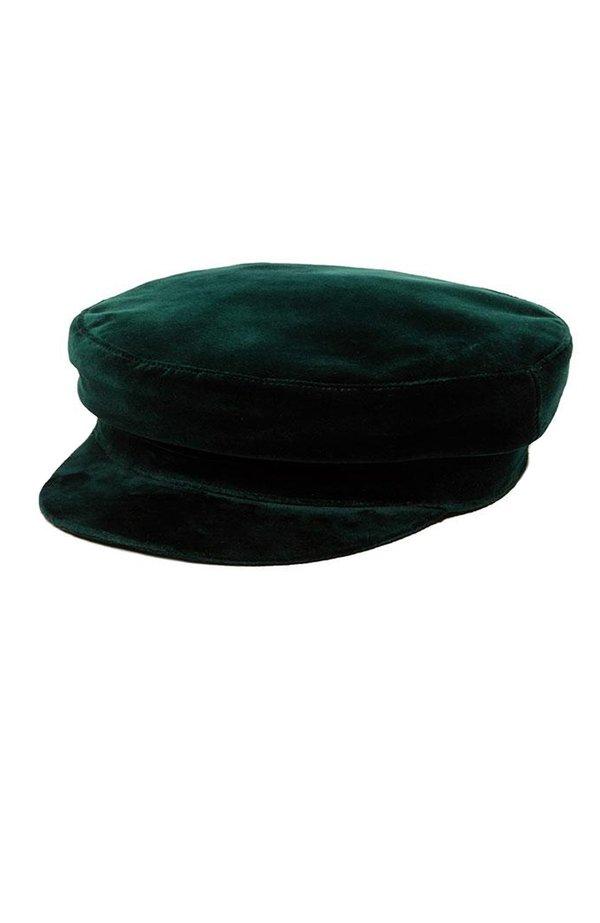 c797f0abd9e Janessa Leone Mattie Velvet Fisherman Hat