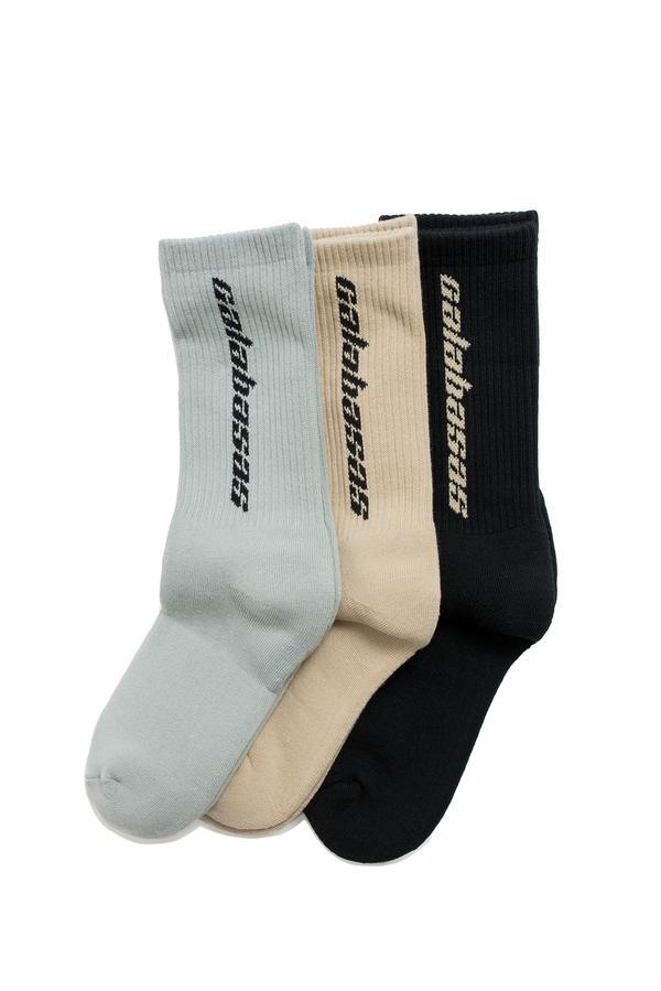 calabasas socks on feet