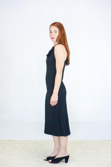 Skin Liandra Dress - Black