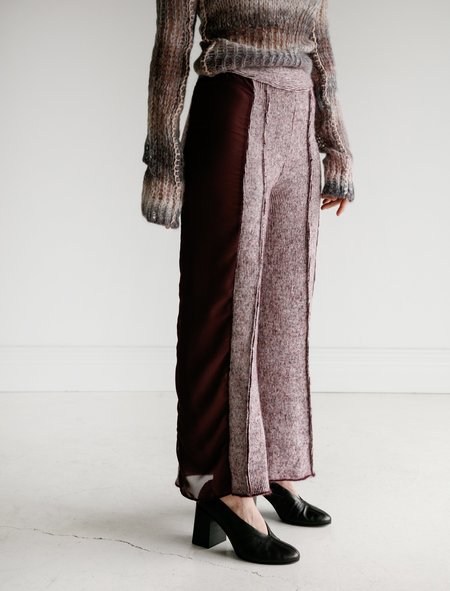 Eckhaus Latta Evening Track Pant