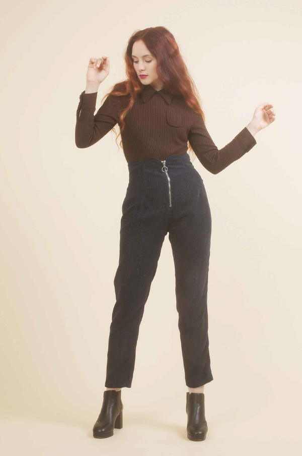 Samantha Pleet Tulip Pants