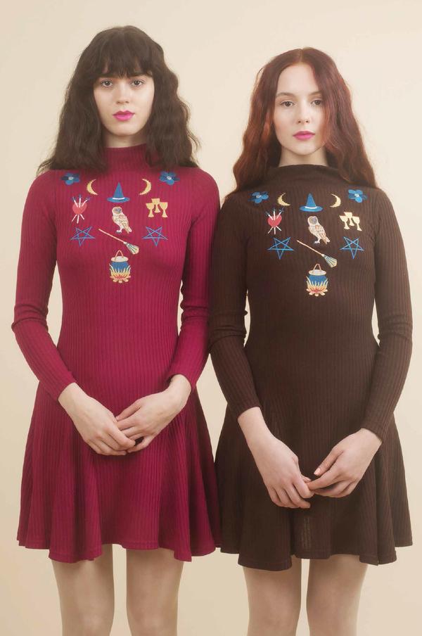 Samantha Pleet Spell Dress