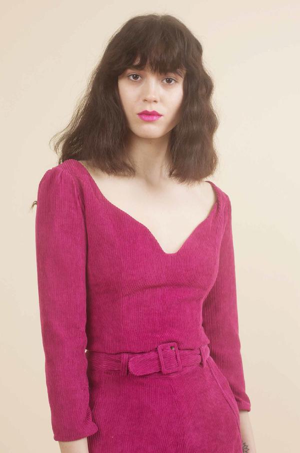 Samantha Pleet Mirror Mirror Shirt