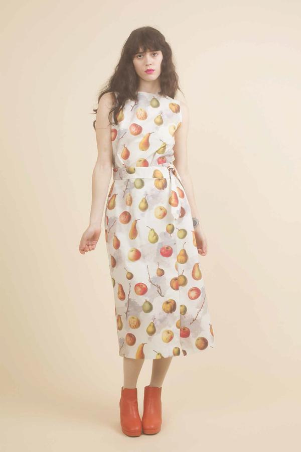 Samantha Pleet Apple Skirt