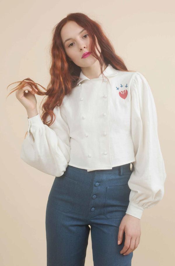 Samantha Pleet Pastry Shirt