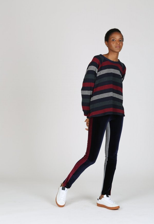 Liana The Salena Pant - Stripes