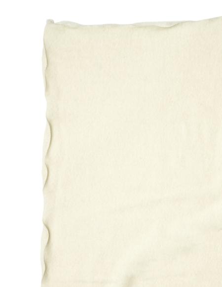Leon Emanuel Blanck Cashmere Blanket - White
