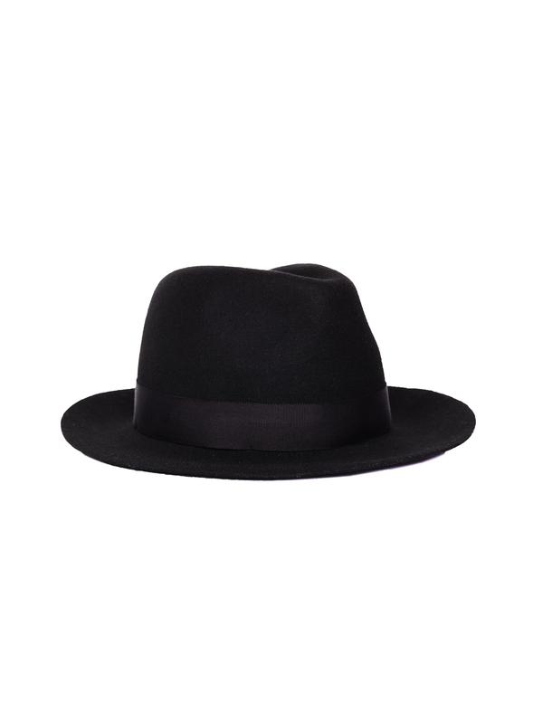 1a315a895bd Yohji Yamamoto Wool Hat - Black