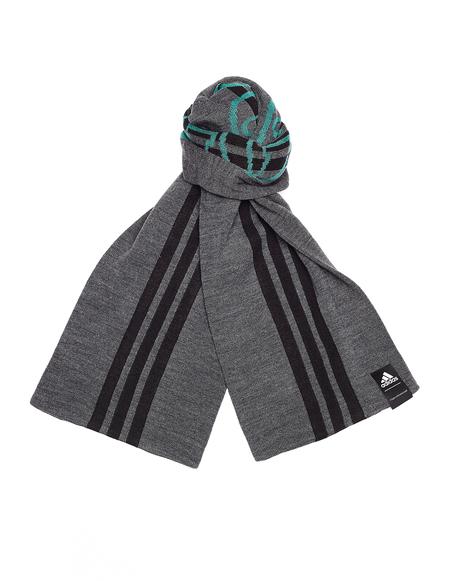 Gosha Rubchinskiy Adidas Scarf - Grey/Black