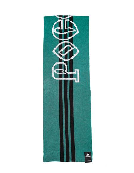 Gosha Rubchinskiy Adidas Scarf -  Green/Black