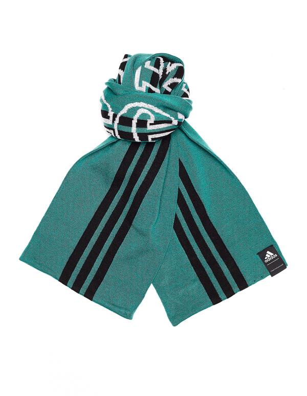 Gosha Rubchinskiy Adidas Scarf GreenBlack