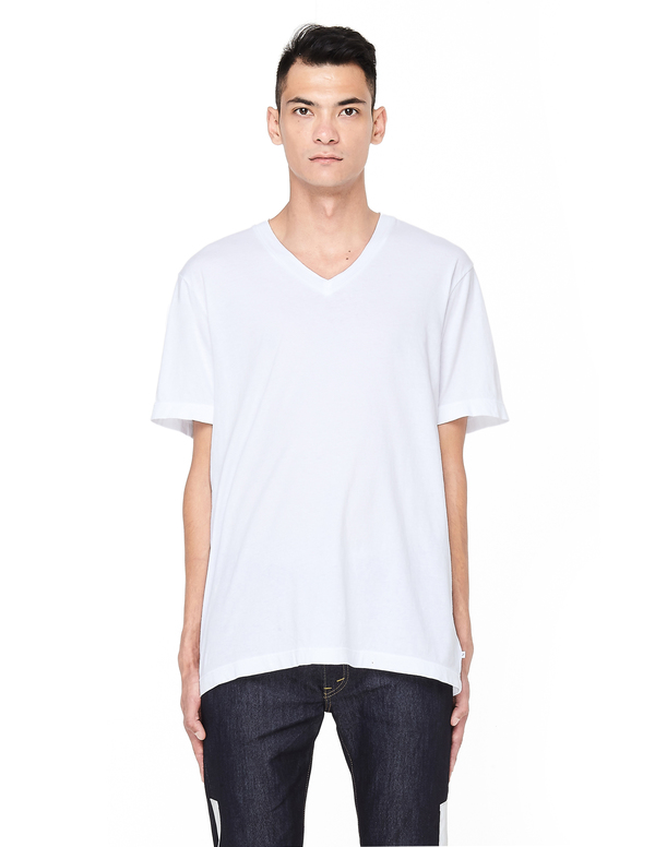 6c8403b25ce James Perse Cotton V-Neck T-Shirt - White. sold out. James Perse