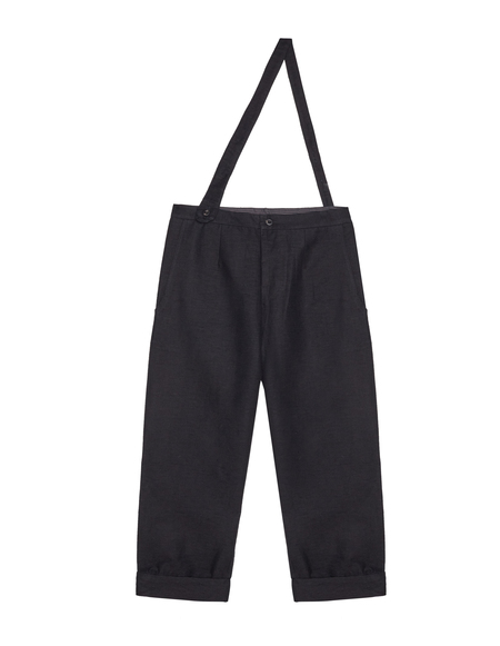 Kids Lost&Found Linen Trousers