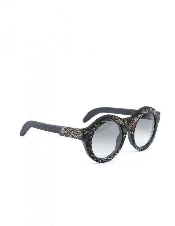 0d05c0fb0a8 Kuboraum Sunglasses - Green