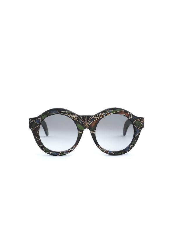 ba7b522b2bbe Kuboraum Sunglasses - Green