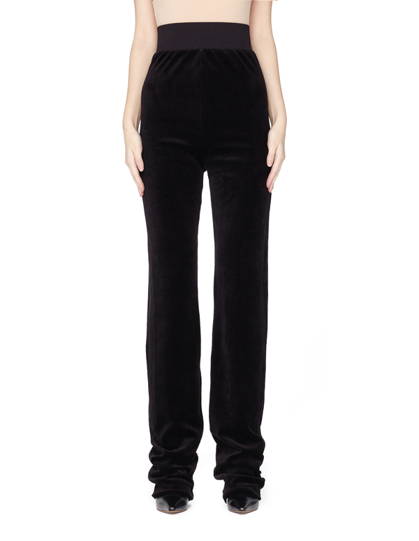 Vetements Juicy Couture Velour Track Pants Garmentory