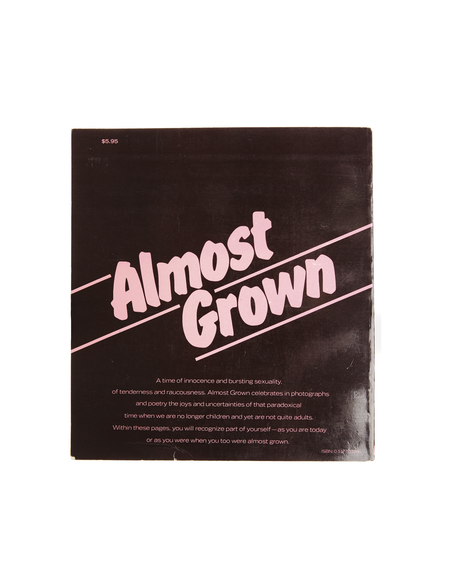 "Books ""Almost Grown"" by Joseph Szabo"