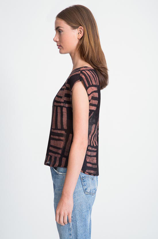 Osei-Duro Maena Shell Top