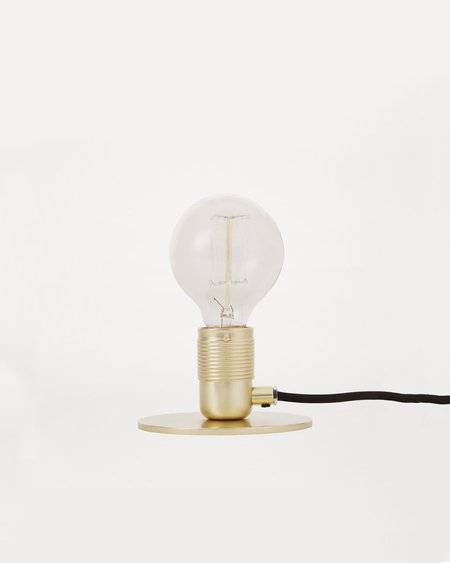Frama Studio Table Light - Brass