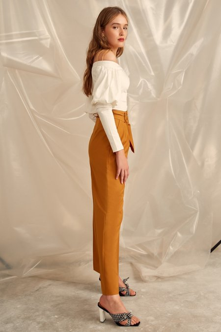 Cameo C/Meo Collective Moments Pant - Rust