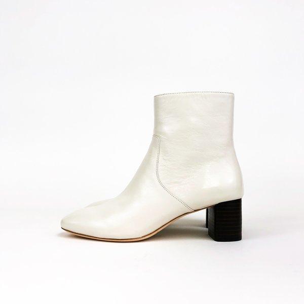 Loeffler Randall Gema Boots - Off-White