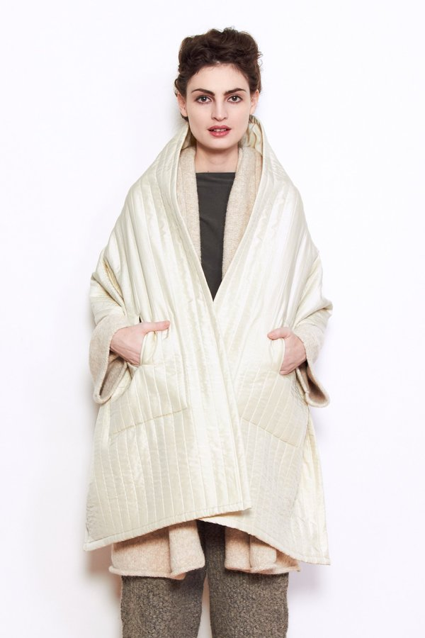 Lauren Manoogian Quilted Stole