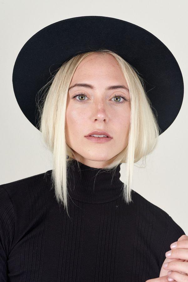 4b0a7302 Janessa Leone Gabrielle Bolero Hat | Garmentory